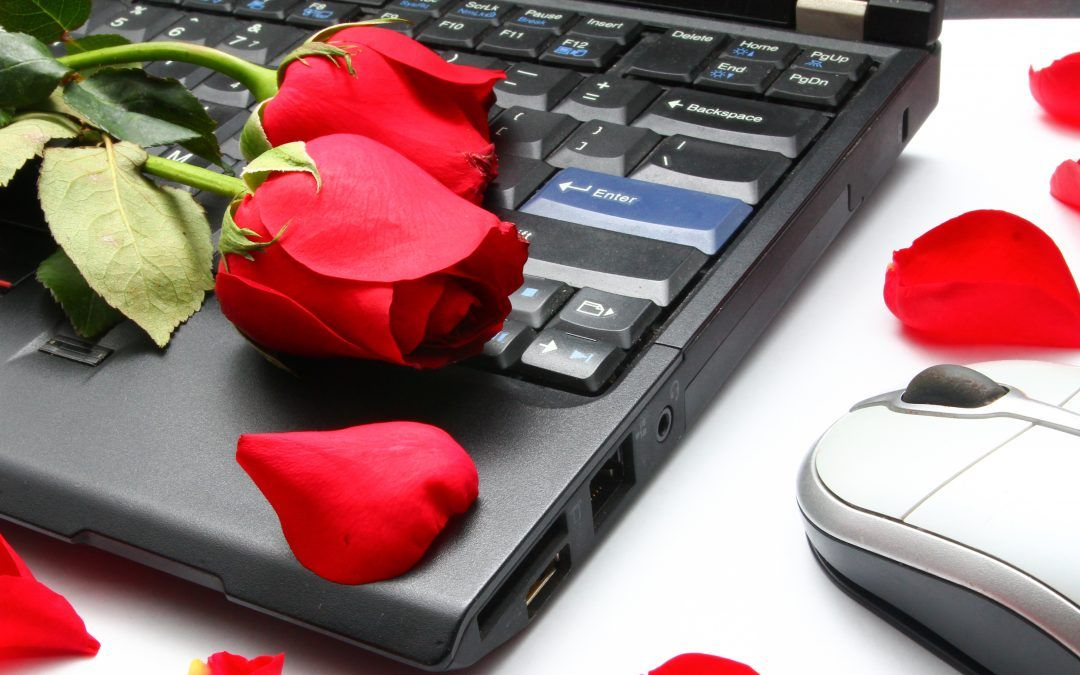 How common is stalking on online dating