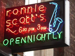 London singles: Ronnie Scotts